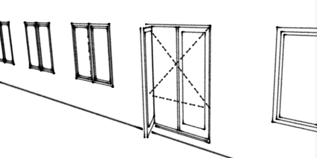 Kontrollplan för fasadändring