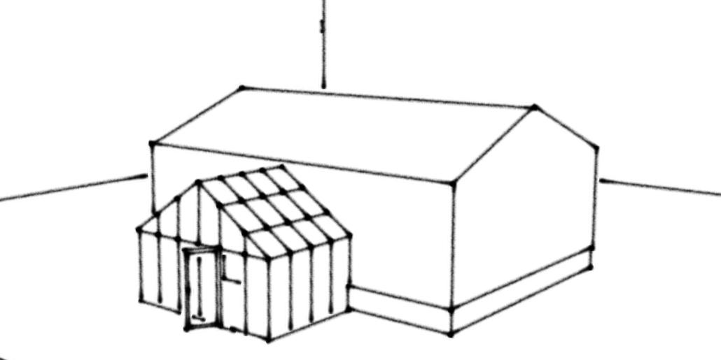 Kontrollplan för inglasning av uterum