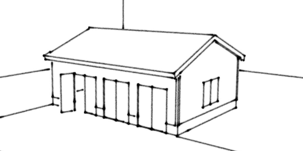 Ny komplementbyggnad