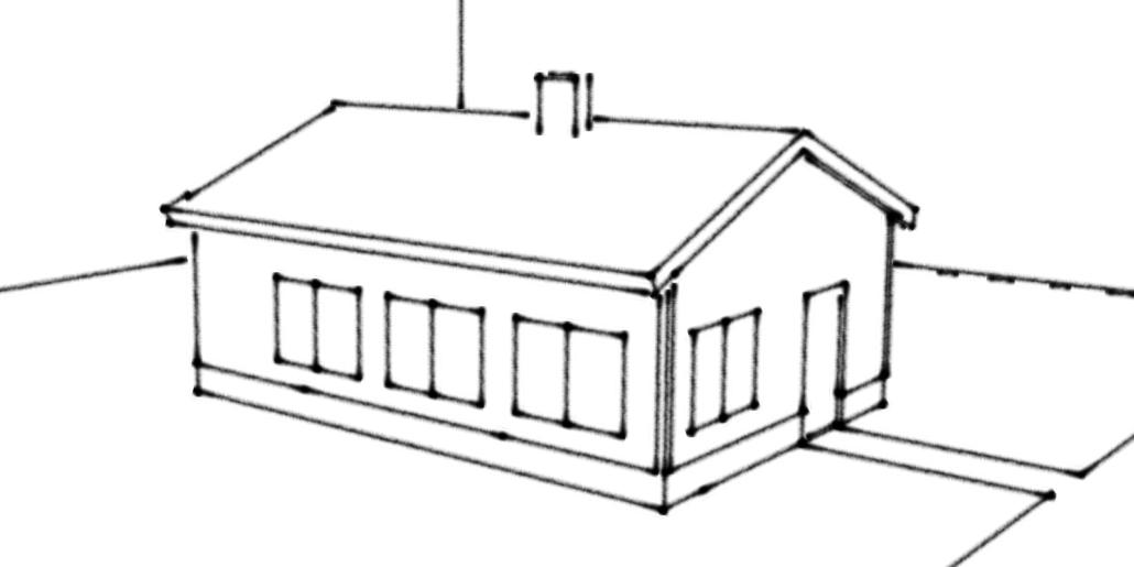 Kontrollplan för nytt komplementbostadshus
