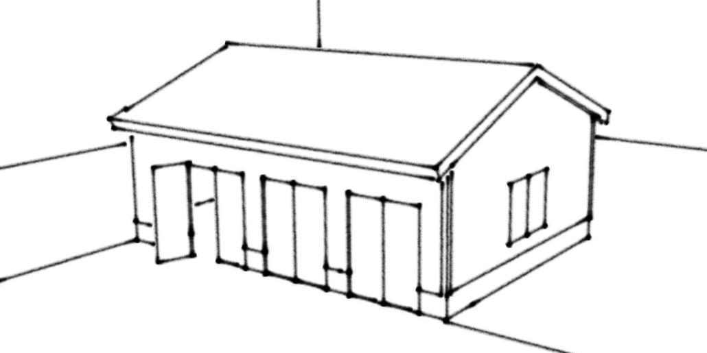 Kontrollplan för ny komplementbyggnad