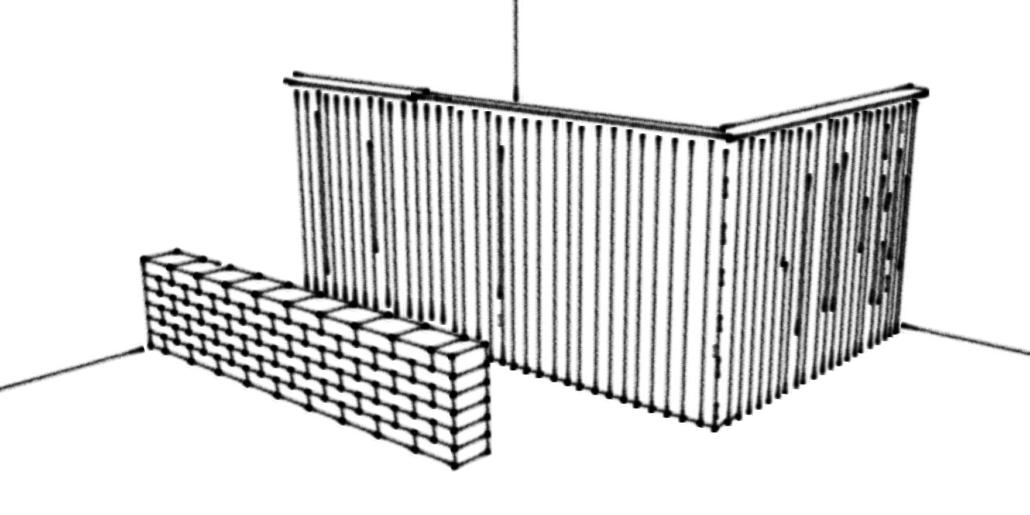 Kontrollplan för staket murar och plank