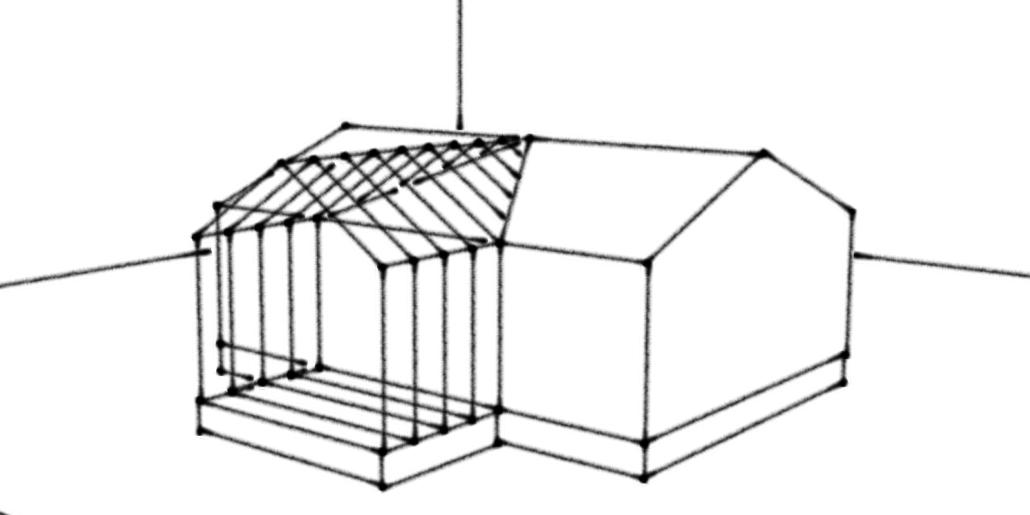 Kontrollplan för tillbyggnad av enbostadshus